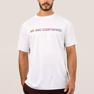 Arc-en-ciel - nouveau T-shirt d'équilibre