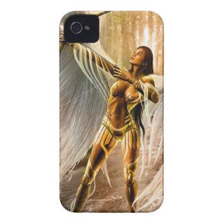 Archer à ailes coques iPhone 4