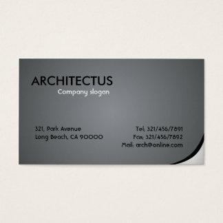 Architecte - cartes de visite