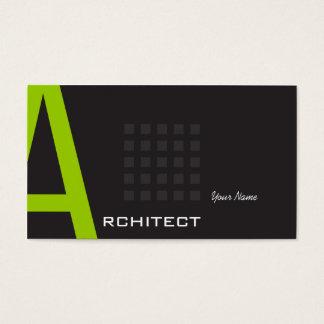 Architecte Cartes De Visite