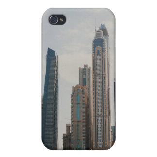 Architecture de marina de Dubaï Étuis iPhone 4