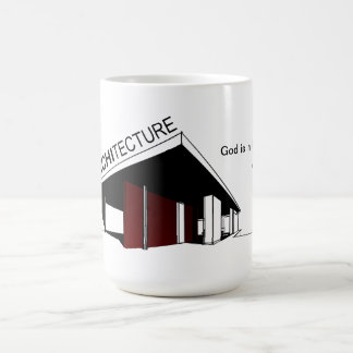 Architecture : Mies van der Rohe Mug