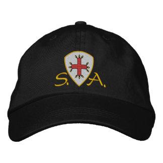 arciconfraternita de cappellino casquette brodée