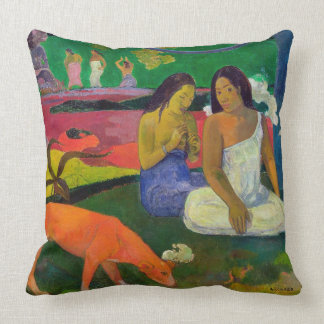 Arearea (le chien rouge), 1892 oreillers