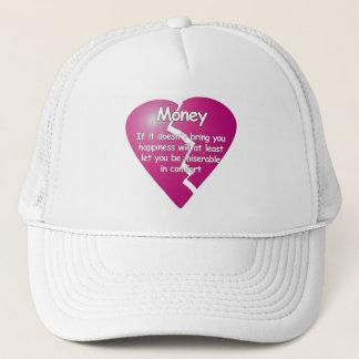 Argent > casquette de confort