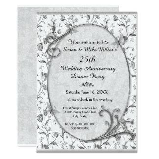 Argentez la 25ème invitation de fête