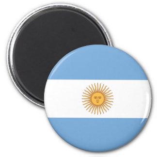Argentina_magnet Magnet Rond 8 Cm