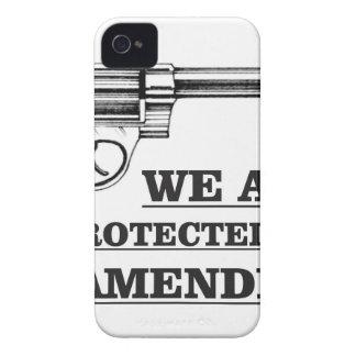 arme à feu et la 2ème coque iPhone 4