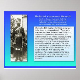 Armée britannique d'études sociales de citoyenneté