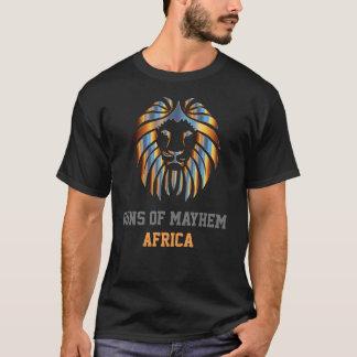Armes à feu de la mutilation… Afrique T-shirt