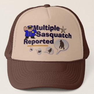 Arrêt ! Casquette hilare rapporté par Sasquatch