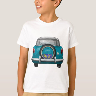 Arrière 1957 métropolitain t-shirt