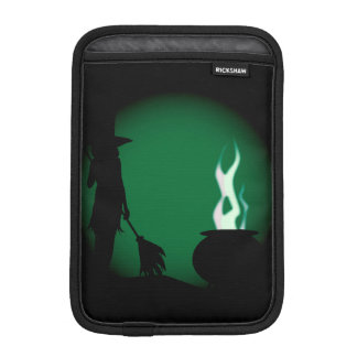 Arrière - plan de sorcière de Halloween Housses iPad Mini