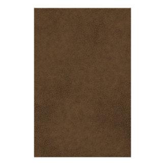 Arrière - plan en cuir foncé de motif de texture papiers à lettres
