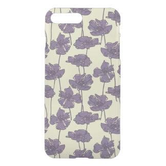 Arrière - plan floral vintage de motif d'art coque iPhone 7 plus