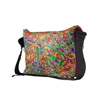 Art101 Exotische Schat Trouve - Kunst door Navin Courier Bag