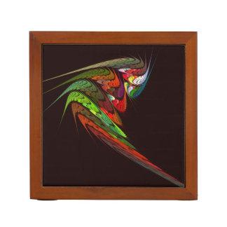 Art abstrait de caméléon