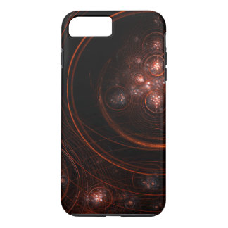 Art abstrait de Starlight dur Coque iPhone 7 Plus