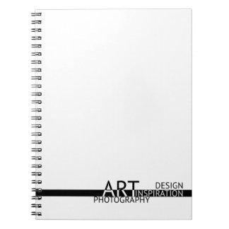 Art. Conception. Photographie. Inspiration. Carnet