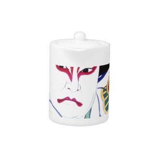 Art d'acteur de Kabuki de Japonais par le 名取春仙 de