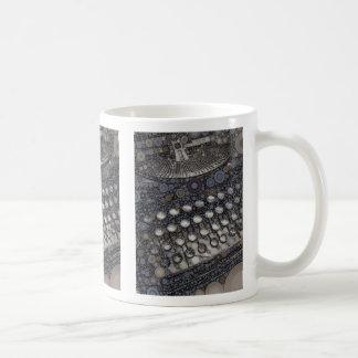 Art de bruit vintage frais de conception moderne mug