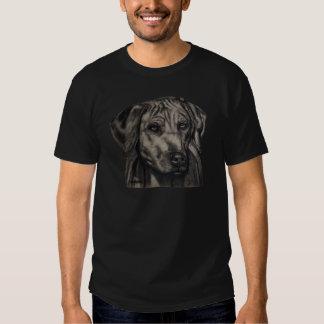 Art de chien de Rhodesian Ridgeback - zoulou T Shirt