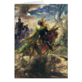 Art de Gustave Moreau Carte