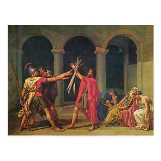 Art de Jacques-Louis David Carte Postale