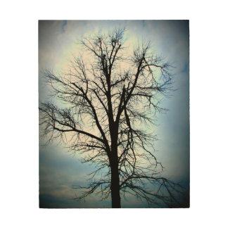 Art de mur d'arbre