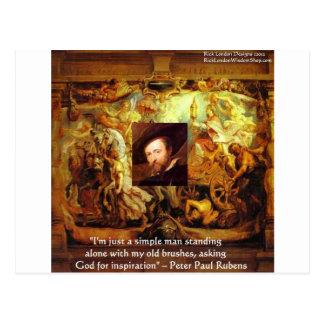 Art de Peter Paul Rubens et cadeaux et cartes de