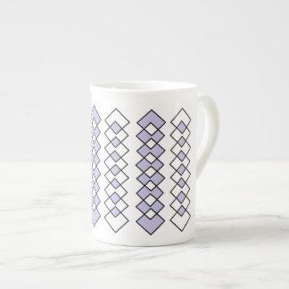 Art de tasse de porcelaine tendre par Jennifer