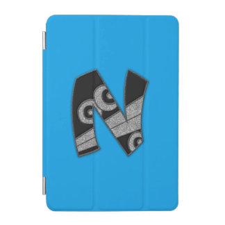 art deco monogram - N iPad Mini Cover