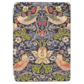 Art floral Nouveau de voleur de fraise de William Protection iPad Air