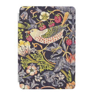 Art floral Nouveau de voleur de fraise de William Protection iPad Mini