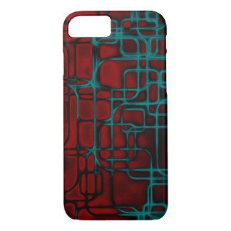 Art infrarouge de laser coque iPhone 7