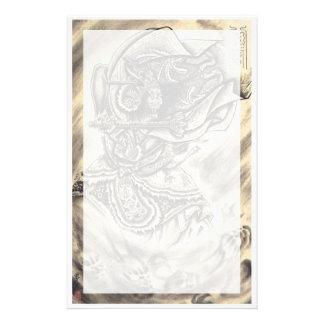 Japonais Papier à lettre Japonais personnalisé