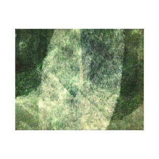 Art moderne abstrait de forêt toiles