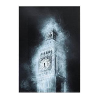 Art Mural En Acrylique Big Ben, palais de Westminster, Londres Angleterre