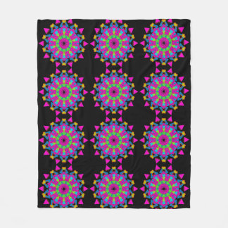 Art mystique de mandala sur la couverture