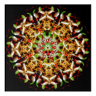 Art naturel de mandala