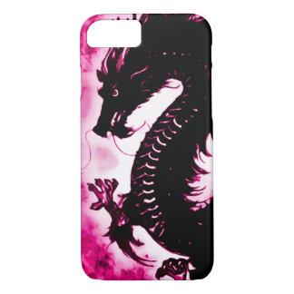 art Nouveau d'imaginaire de dragon de souhait de Coque iPhone 8/7