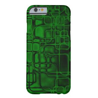 Art rêveur vert de vision coque iPhone 6 barely there