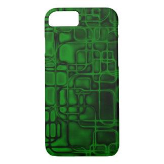 Art rêveur vert de vision coque iPhone 7