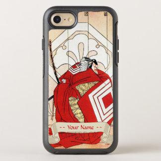 Art samouraï de guerrier de héros légendaire coque otterbox symmetry pour iPhone 7