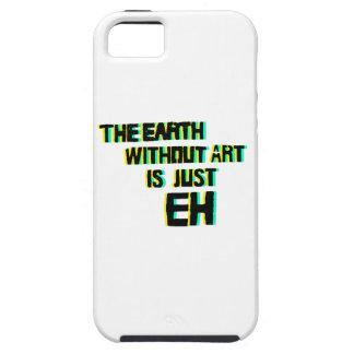 Art. Tough iPhone 5 Hoesje