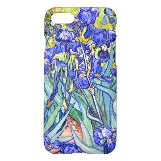 Art. van de Irissen van Vincent van Gogh het iPhone 7 Hoesje