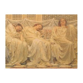 Art victorien, rêveurs par Albert Joseph Moore