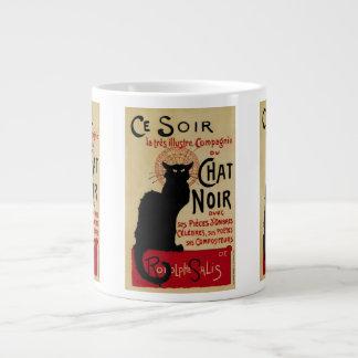 Art vintage Nouveau, Le Chat Noir Mug