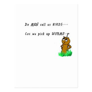 article drôle de nouveauté de bande dessinée carte postale
