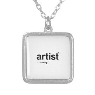 artiste collier